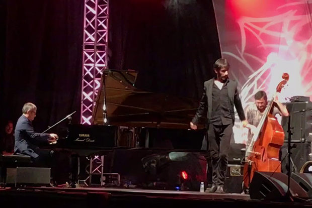 Distritojazz-jazz-Chano Domínguez getxo jazz 2018