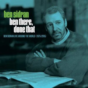 Distritojazz-jazz-discos-Ben Sidran-Ben There, Done That_Live Around The World 1975-2015