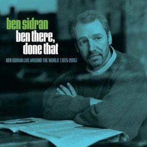 Distritojazz-jazz-discos-Ben Sidran-Ben There, Done That_Live Around The World 1975-2015