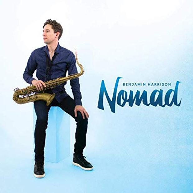 Distritojazz-jazz-discos-Benjamin Harrison-Nomad