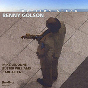 Distritojazz-jazz-discos-Benny Golson-Horizon Ahead