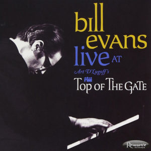 Distritojazz-jazz-discos-Bill Evans-Live at Art D'Lugoff's Top of the Gate