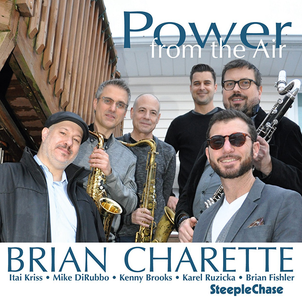 Brian Charette: Power in the air