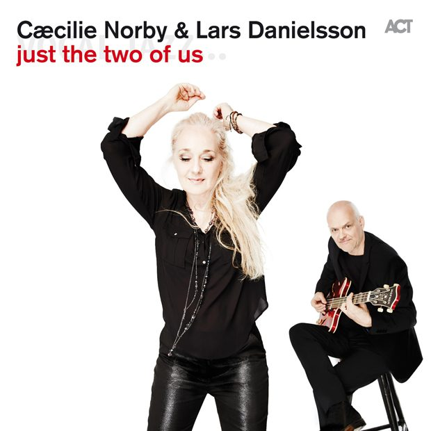 Distritojazz-jazz-discos-Caecilie Norby-Lars Danielsson-Just the two of us