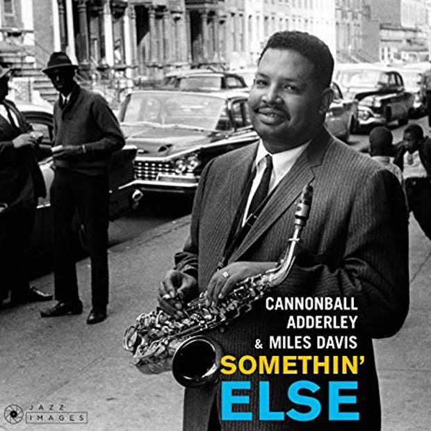 Distritojazz-jazz-discos-Cannonball Adderley & Miles Davis Somethin' Else