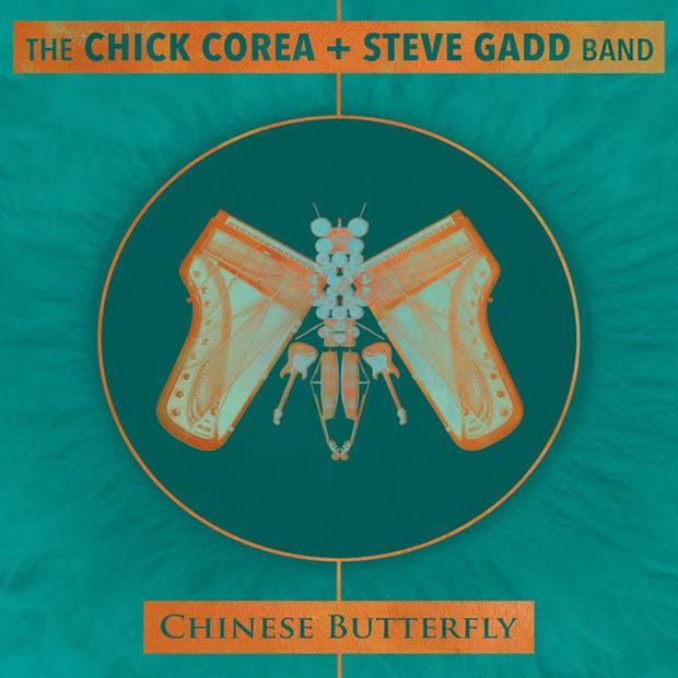 Distritojazz-jazz-discos-Chick Corea & Steve Gadd - Chinese Butterfly