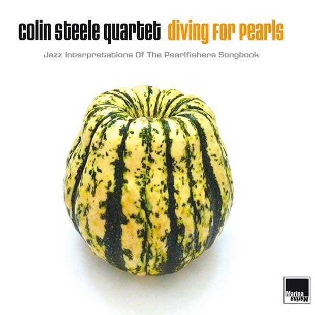 Distritojazz-jazz-discos-Colin Steele Quartet-Diving for Pearls
