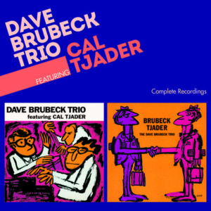 Distritojazz-jazz-discos-Dave Brubeck Trio Featuring Cal Tjader-Complete Recordings