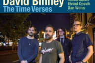 Distritojazz-jazz-discos-David Binne-The time verses