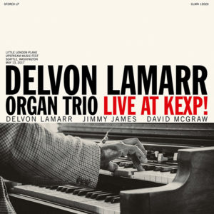 Distritojazz-jazz-discos-Delvon Lamarr Organ Trio-Live at the KEXP!