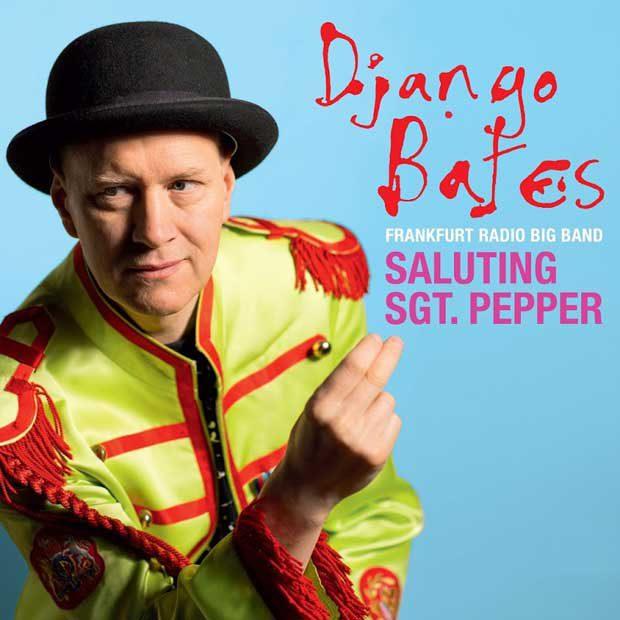 Distritojazz-jazz-discos-Django Bates-Saluting Sgt Pepper