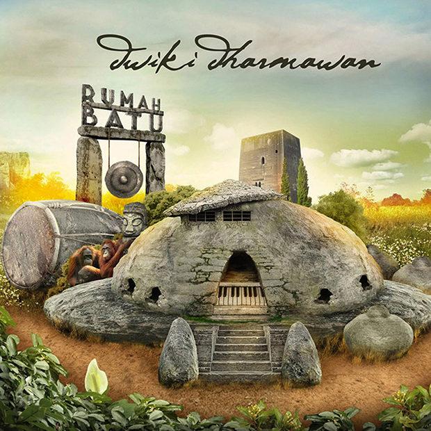 Distritojazz-jazz-discos-Dwiki Dharmawan-Rumah Batu