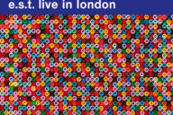 Distritojazz-jazz-discos-E.S.T.-Live in London