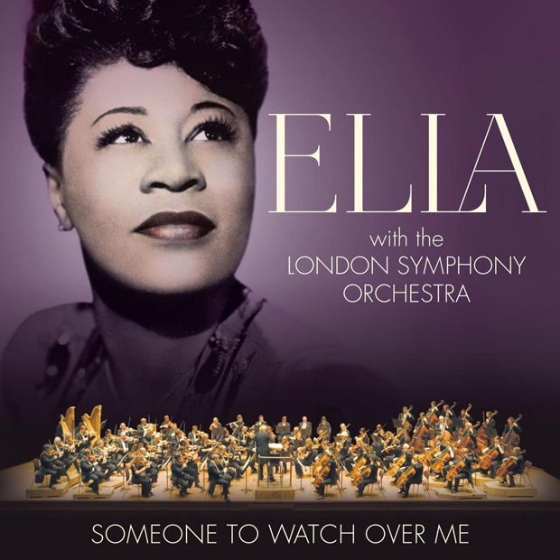 Distritojazz-jazz-discos-Ella Fitzgerald_The London Symphony Orchestra-Someone To Watch Over Me