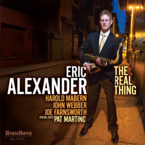 Distritojazz-jazz-discos-Eric Alexander-The real thing