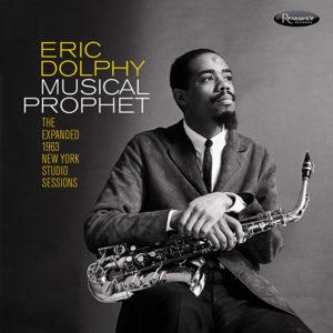 Distritojazz-jazz-discos-Eric Dolphy-Musical Prophet