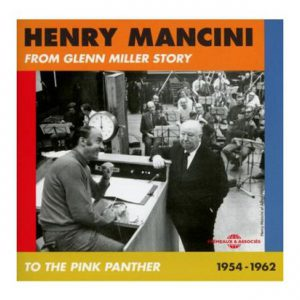 Distritojazz-jazz-discos-Henry Mancini-From Glenn Miller Story to the Pink Panther 1954-1962