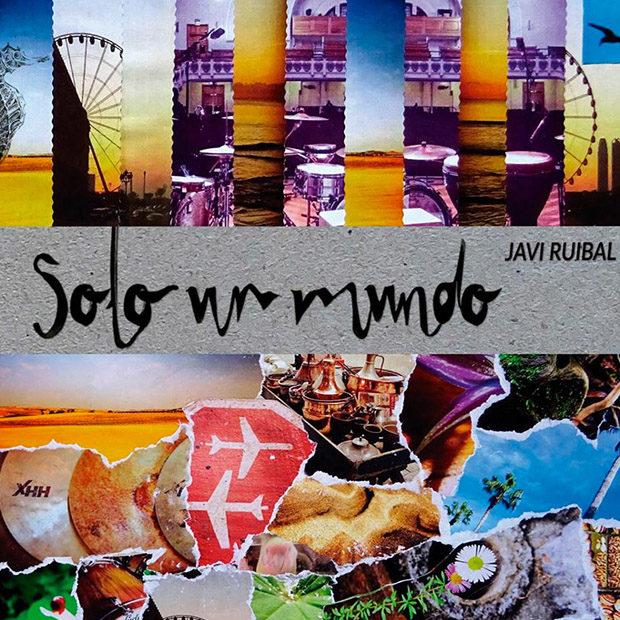 Distritojazz-jazz-discos-Javier Ruibal-Solo un mundo