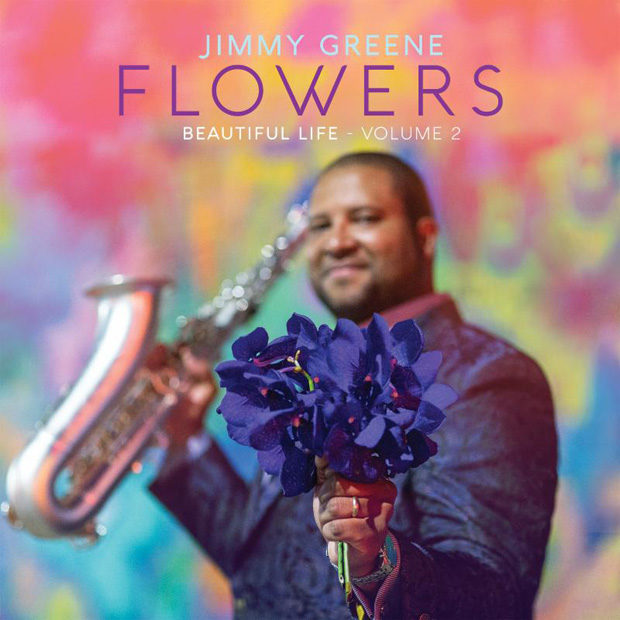 Distritojazz-jazz-discos-JimmyGreen-Flowers_BeautifulLife–Volume2
