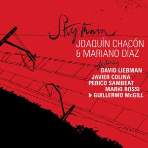 Distritojazz-jazz-discos-Joaquin Chacon & Mariano Diaz-Skytrain