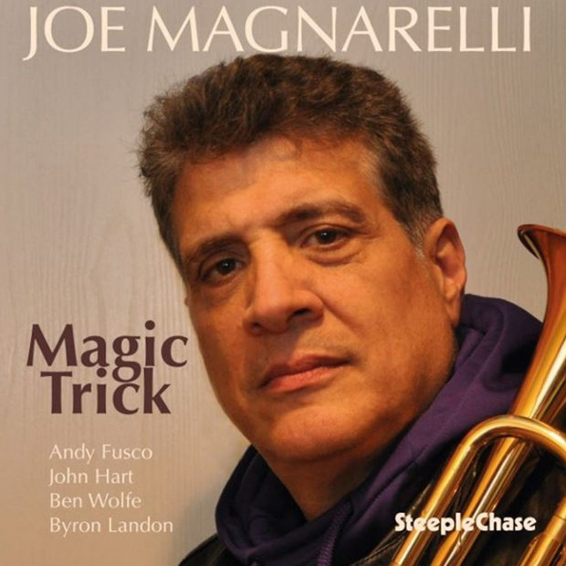 Distritojazz-jazz-discos-Joe-Magnarelli-Magic-Trick