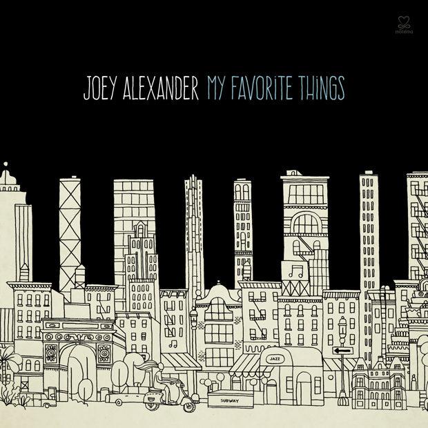 Distritojazz-jazz-discos-Joey Alexander-My favorite things