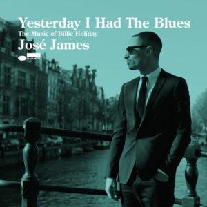 Distritojazz-jazz-discos-José James-Yesterday I had the Blues