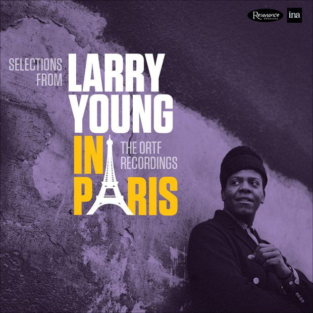 Distritojazz-jazz-discos-Larry Young-In Paris-The ORTF Recordings