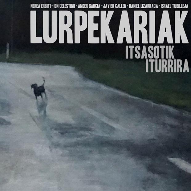 Distritojazz-jazz-discos-Lurpekariak-Itsasotik Iturrira