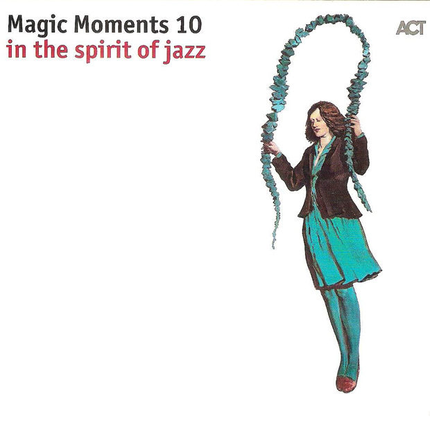 Distritojazz-jazz-discos-Magic Moments 10 - In The Spirit Of Jazz