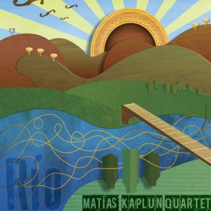 Distritojazz-jazz-discos-Matis Kaplun Quartet_Rio