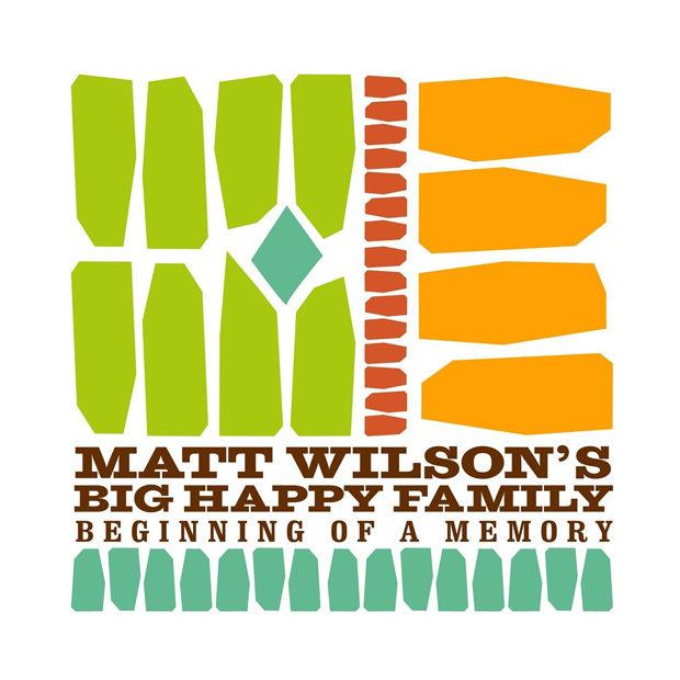 Distritojazz-jazz-discos-Matt WilsonS Big Happy Family-Beginning Of A Memory