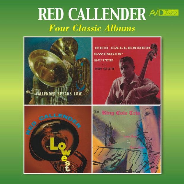 Distritojazz-jazz-discos-Red Callender-Four classic albums