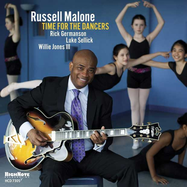 Distritojazz-jazz-discos-Russell Malone-Timeforthedancers