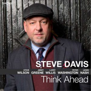 Distritojazz-jazz-discos-Steve DavisThink Ahead