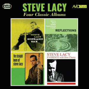 Distritojazz-jazz-discos-Steve Lacy- Four Classic Albums
