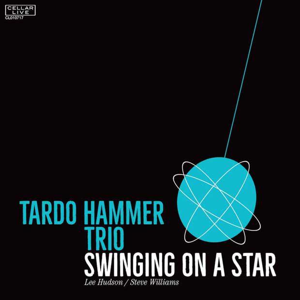 Distritojazz-jazz-discos-Tardo Hammer Trio - Swinging On A Star
