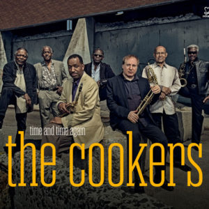 Distritojazz-jazz-discos-The Cookers-Time and Time again