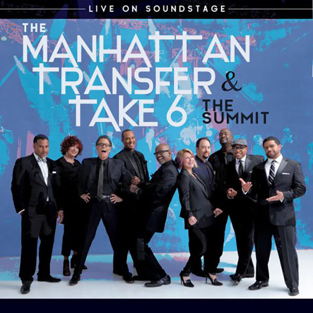 Distritojazz-jazz-discos-The Manhattan Transfer & Take 6-The Summit
