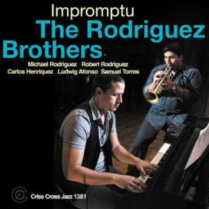 Distritojazz-jazz-discos-The Rodriguez Brothers-Impromptu