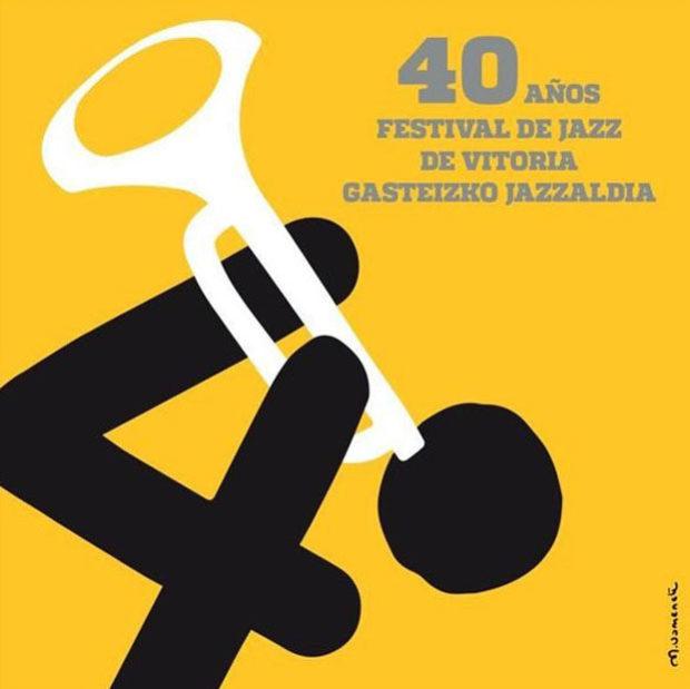 Distritojazz-jazz-discos-Varios Artistas-40 años Festival de Jazz de Vitoria – Gasteizko Jazzaldia