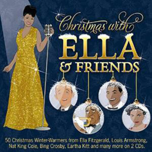 Distritojazz-jazz-discos-Varios Artistas-Christmas with Ella and Friends