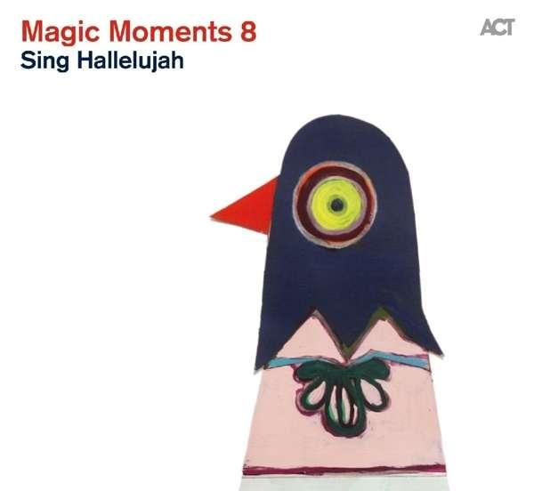 Distritojazz-jazz-discos-Varios Artistas-Magic Moments 8 – Sing Hallelujah