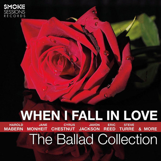 Distritojazz-jazz-discos-When I fall in love-The Ballad Collection