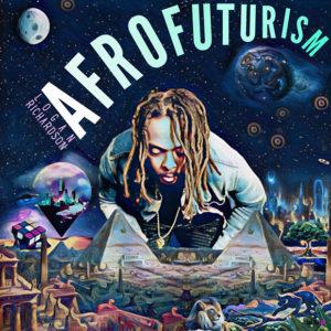 Logan Richardson: Afrofuturism