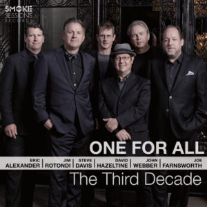 Distritojazz-jazz-discos-one for all-the third decade
