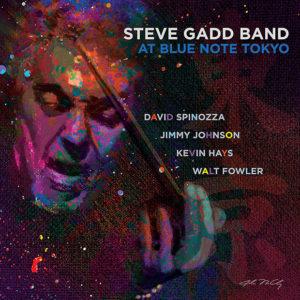 Steve Gadd Band: At Blue Note Tokyo