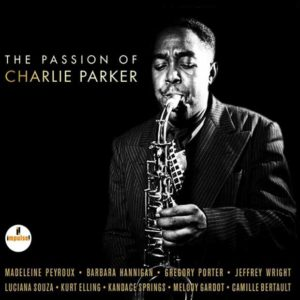 Distritojazz-jazz-discos-the passion of charlie parker-VVAA