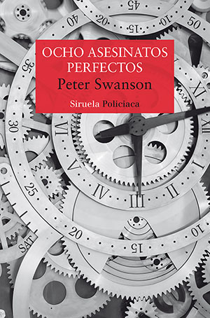 Peter Swanson: Ocho asesinatos perfectos