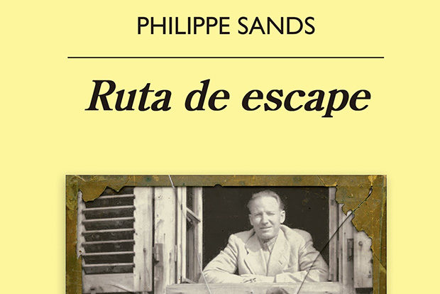 Philippe Sands: Ruta de escape